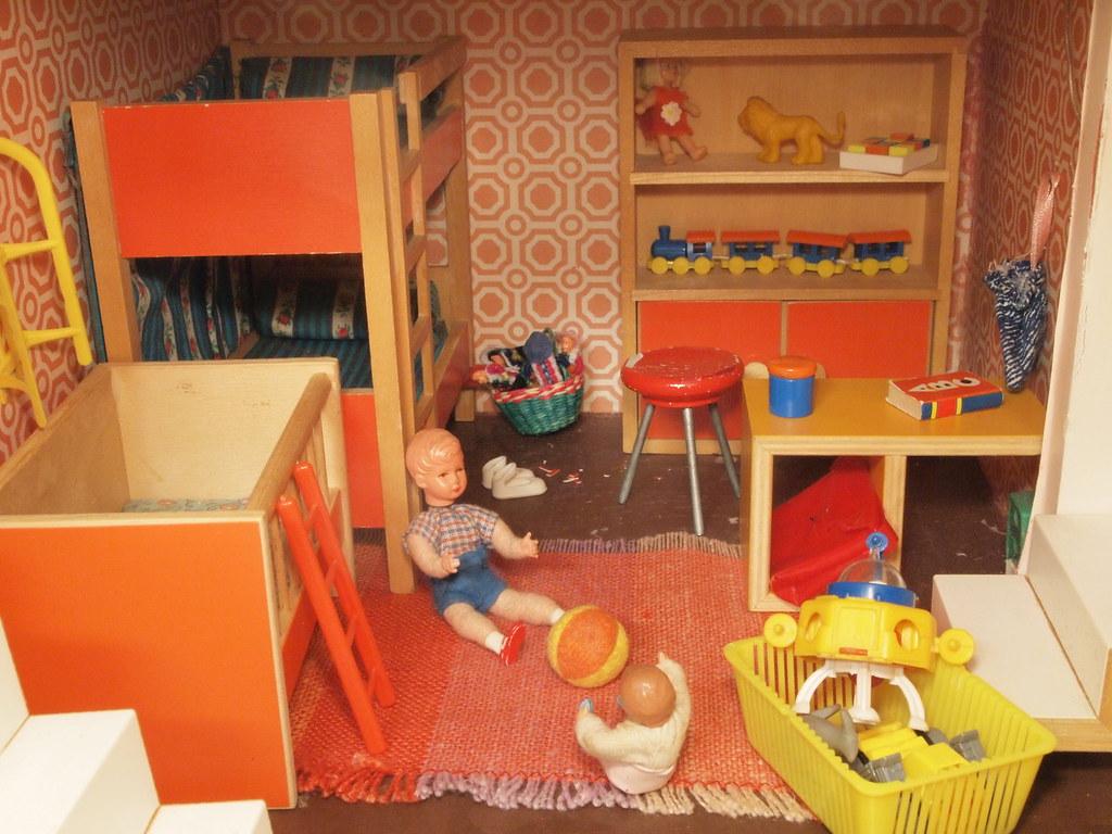 60er 70er bodo hennig kinderzimmer for Kinderzimmer 70er jahre