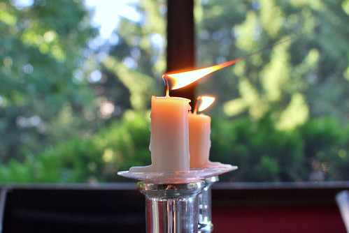 Shabbat Candles | by slgckgc