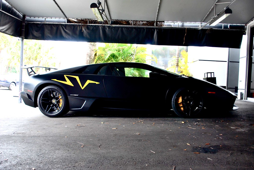 Lamborghini Murcielago Lp 670 4 Sv Miami Richard Flickr
