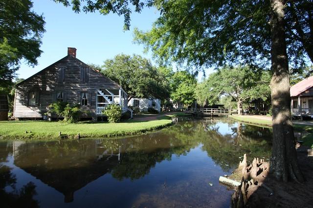 Acadian Village, Lafayette, La
