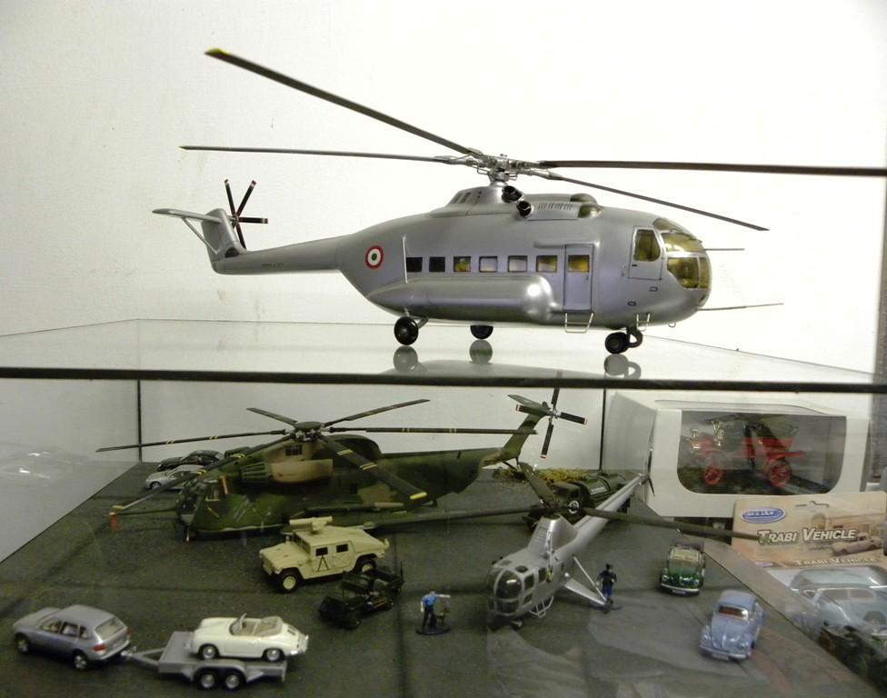 Agusta A101-G | Vista laterale...