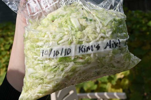 Sauerkraut Making Party | by Kim | Affairs of Living
