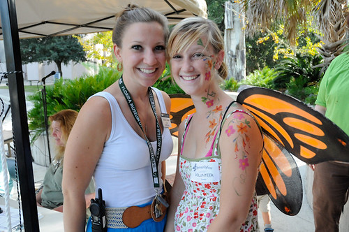 Ready to flutter through the festival grounds | by FloridaMuseum