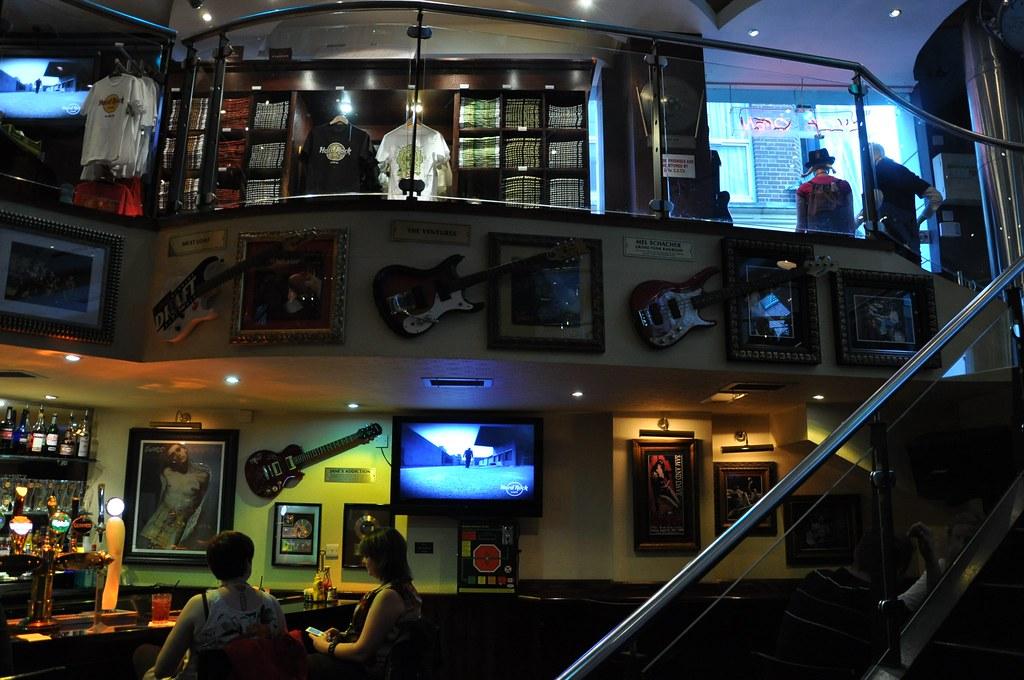 Hard Rock Cafe - Dublin