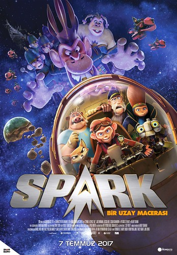 Spark: Bir Uzay Macerası - Spark: A Space Tail (2017)
