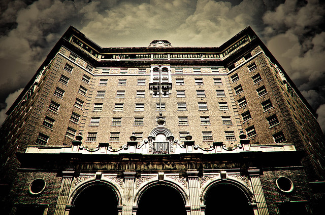 baker hotel {explored!}