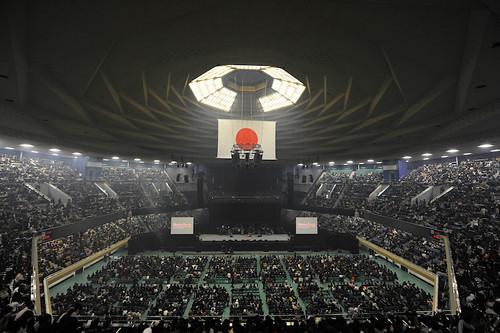 Dream Power ジョン・レノン スーパー・ライヴ 2009 〜開演前の日本武道館 2009年12月8日