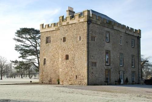 Yorkshire Dales B&B, Peel Castle | Hellifield Peel is set ...
