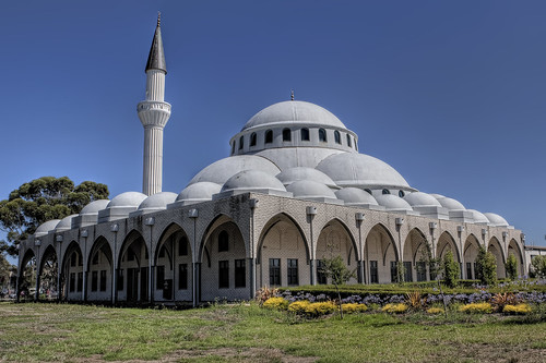 Sunshine Mosque | by WilliamBullimore