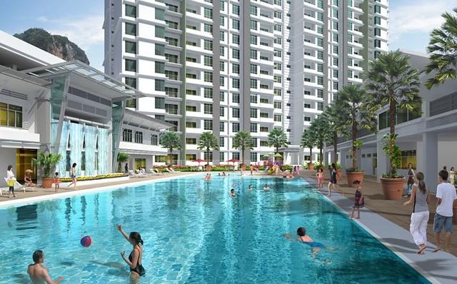 Semarak Amp Penaga Condominium Swimming Pool