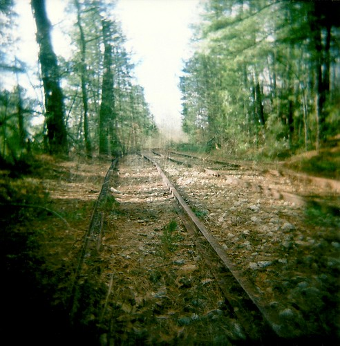Ghost Track | by punk_drizzle
