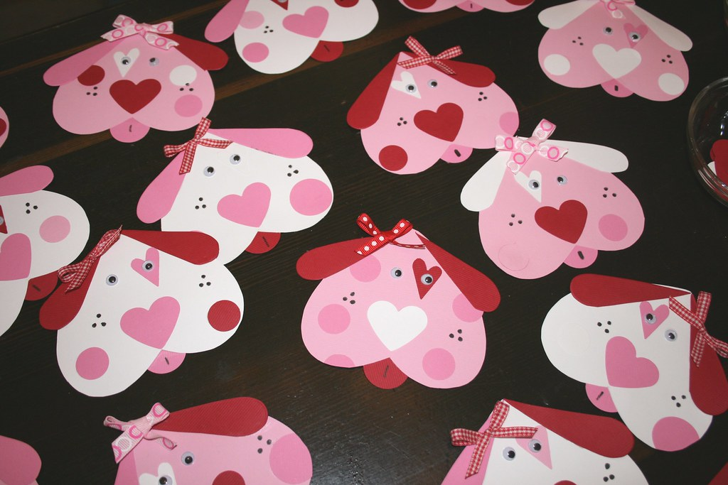 February Crafts For  Year Olds