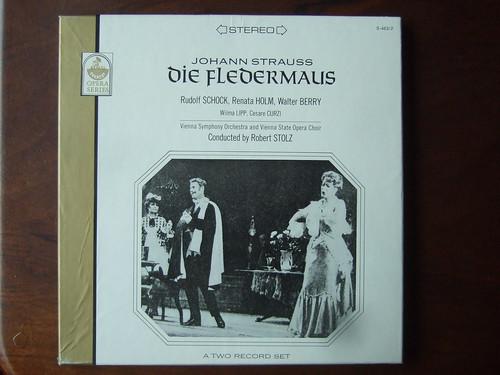 Wiener Staatsopernchor Vienna State Opera Chorus And Franz Bauer-Theussl Franz Bauer Theussl Great Opera Choruses Vol. 2