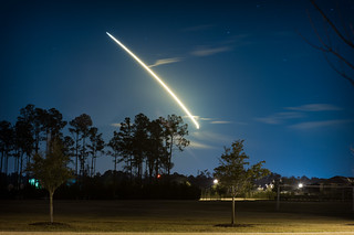[39/365] STS-130: Endeavour Shuttle Launch | by pea g.