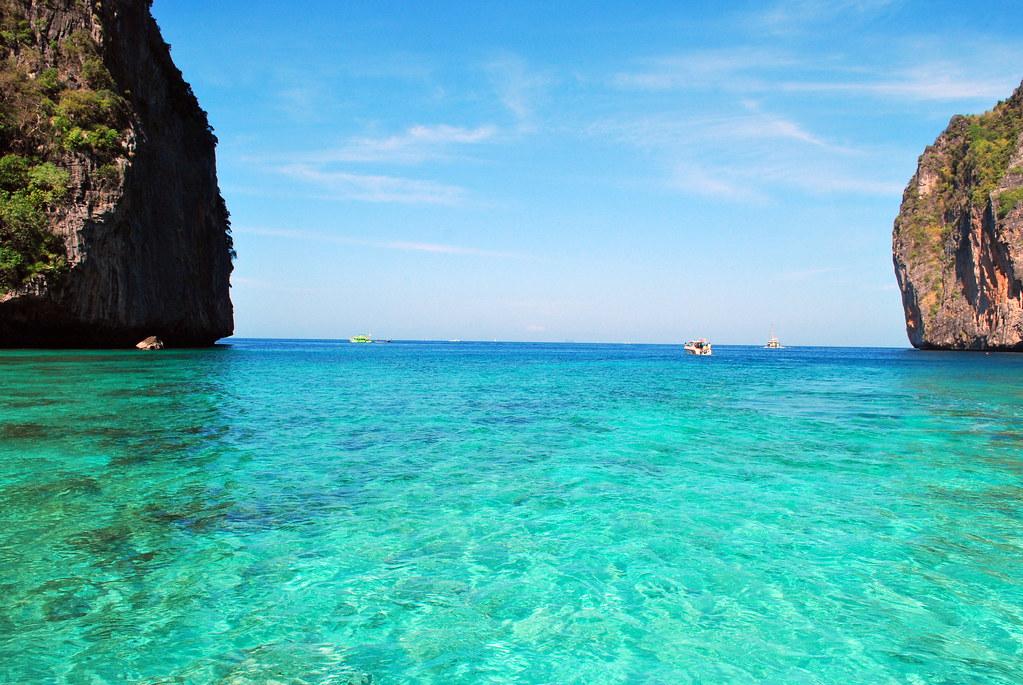 Pattaya Beach Island