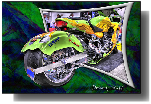 This shot was taken at the Indianapolis 2010 500 World Of Wheels | by Indianapolis Sports Photography