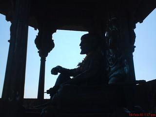 new statue of shivaji maharaj on raigad samarth sumedh flickr