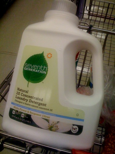I finally found the laundry detergent that has one of my photos on it!!!! | by joeysplanting