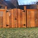 5ft Custom Fence & Arched Dbl Gate