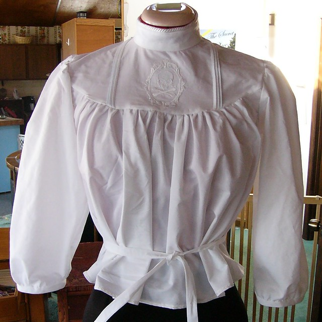 Gibson Girl Blouse Patterns 36