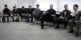 Tokyo Linux User Group 031310 | by jimgris