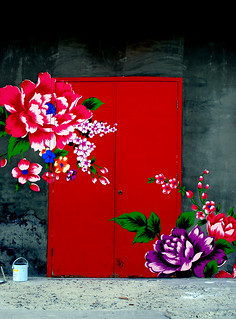 door painting | by pitoT+