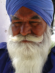 Portrait #5, Golden Temple | by Suman Chatterjee
