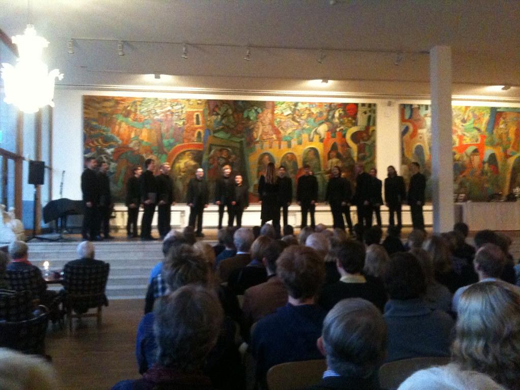 Dejting Malmö Opera