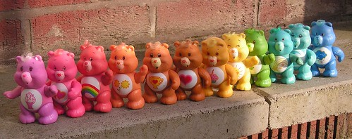 Care Bear chorus line | by purple-princess