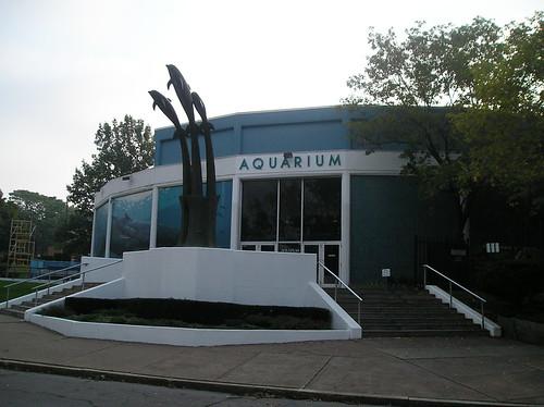 Niagara Falls Aquarium This Aquarium Is Located In