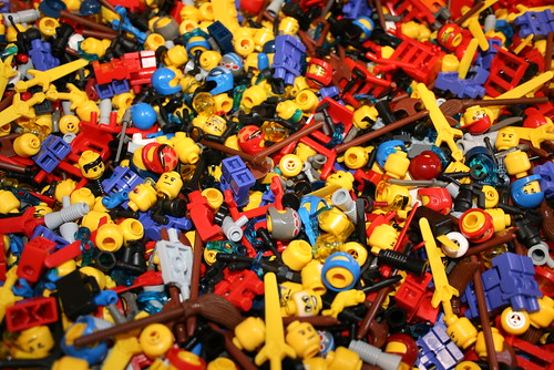 Lego Pile | by dlofink
