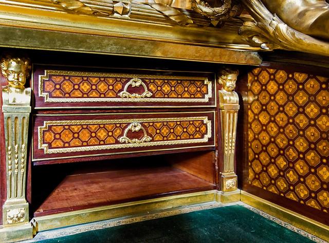 Le bureau de louis xv 9 11 ce meuble est probablement leu2026 flickr