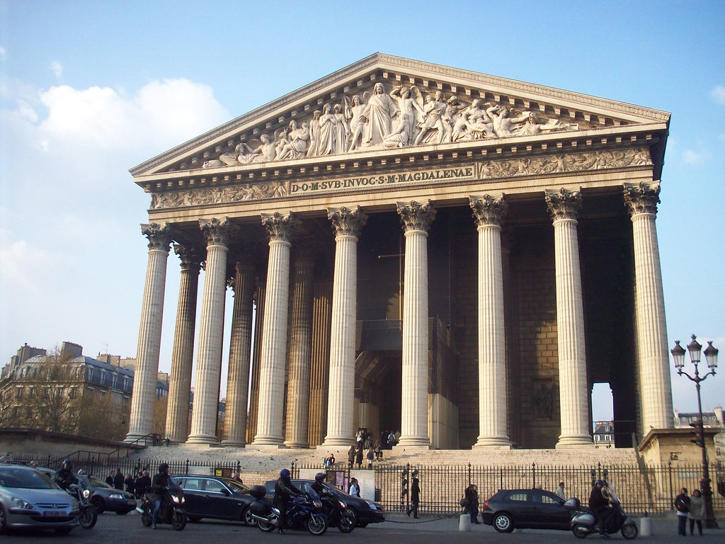 Eglise de la madeleine paris only tradition flickr - L orangerie la madeleine ...