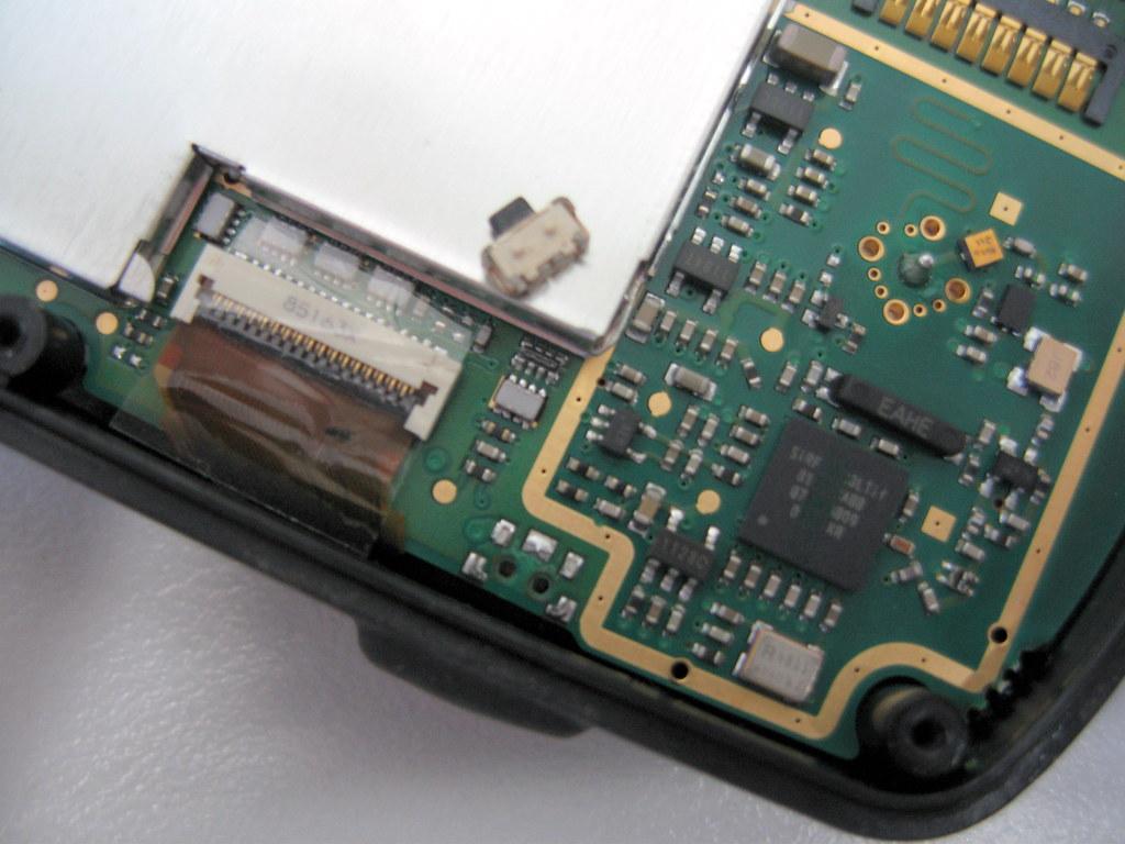Garmin Update Free >> Garmin Edge 705 power switch broken off the PCB under norm… | Flickr