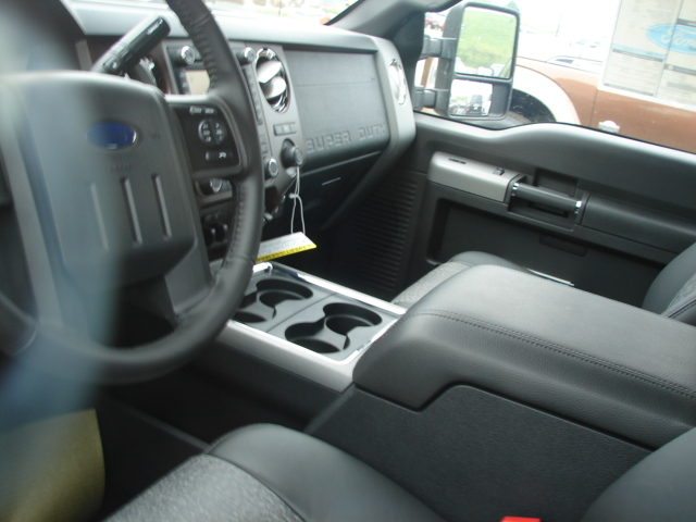 F250 King Ranch >> 2011 F250 xlt superduty console | 2011 Superduty King Ranch … | Flickr