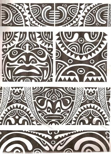 maori tattoo kirituhi polinesia polynesian tatuaje flickr. Black Bedroom Furniture Sets. Home Design Ideas