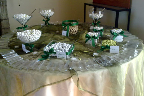 Confettata think green per la sposa ecologica una confet flickr - Come addobbare la casa della sposa il giorno del matrimonio ...
