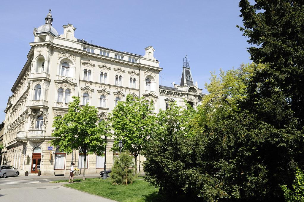 Palace Hotel Zagreb Restaurant