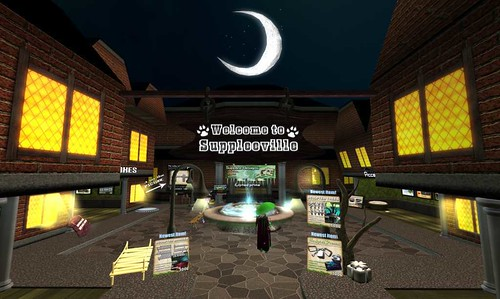 Second Life Changing Room With Scripts
