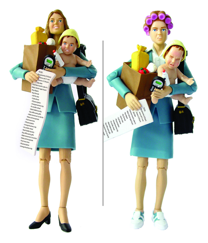 Supermom Action Figure The Transformation Mom Math