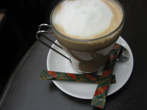 Soy Latte | by veganbackpacker