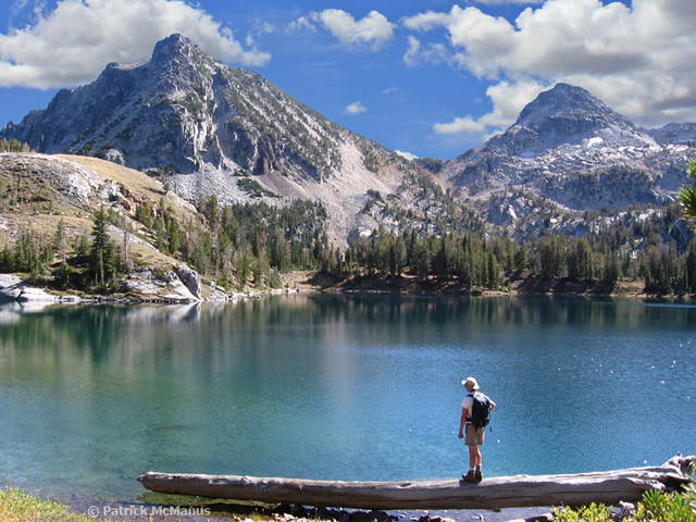 Ice Lake In The Wallowa Mountains Flickr Photo Sharing