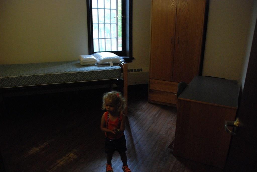 Three Room Triple Dorm