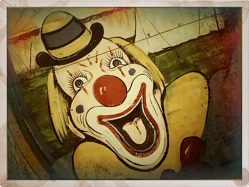 Coulrophobia | by tjdewey
