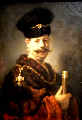 A Polish Nobleman 1637 National Gallery Of Art