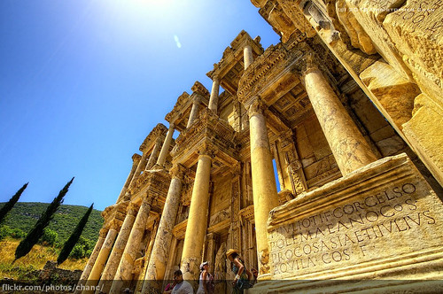 Library of Celsus, Ephesus | by Christopher Chan