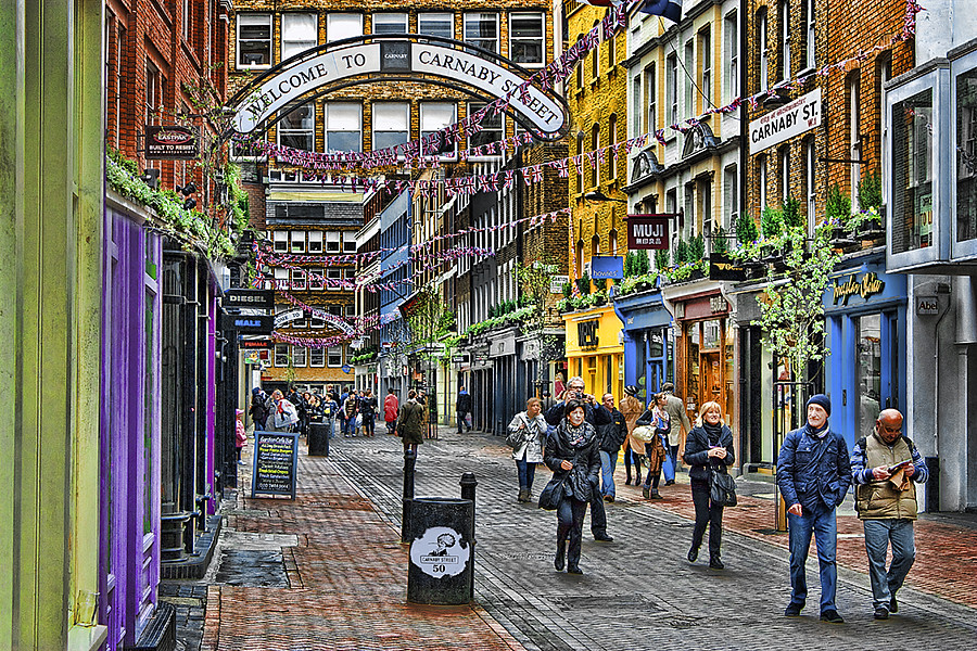 Image result for london streets