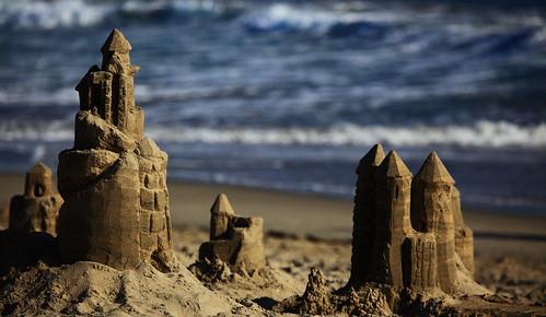 Huntington Beach Sandcastle Contest