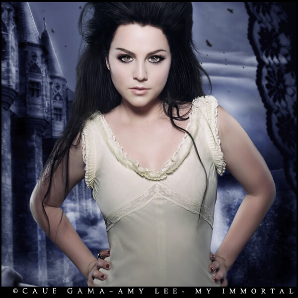 amy lee my immortal
