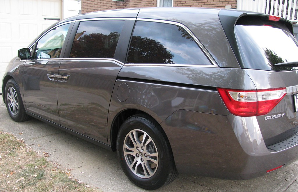 Superb 2011 Honda Odyssey | By Julianguitron 2011 Honda Odyssey | By Julianguitron